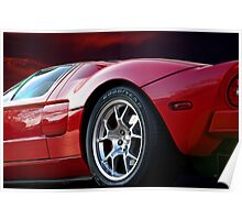 2011 Ford GT II Poster