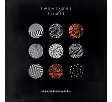 blurryface album cover poster Photographic Print