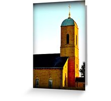 St. Anthony Church Greeting Card