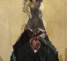 Hommage à Goya VII by Ute Rathmann