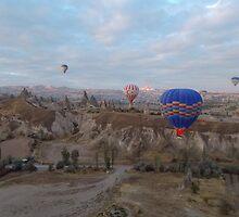 Balloons by dannykempie