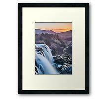 Fintry Loup  Framed Print