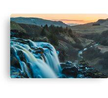 Fintry Loup Landscape Canvas Print