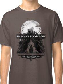 Batcave Bootcamp (Dark) Classic T-Shirt