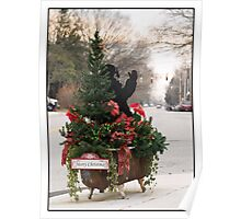 Merry Christmas Bellefonte! Poster