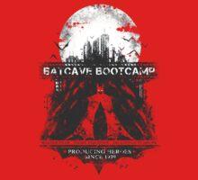 Batcave Bootcamp (Light) Kids Tee