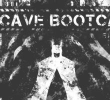 Batcave Bootcamp (Light) Sticker