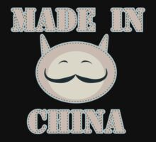 Made in China Cat Kids Clothes