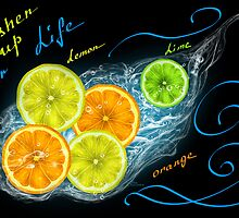 Freshen up your life by Nika Lerman
