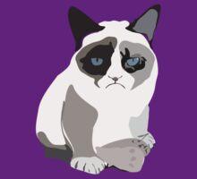 Grumpy cat by stinaq