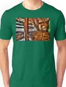 Abandoned Bush house #1 & #2, the pantry Unisex T-Shirt