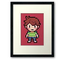 Travis - Mother 4 Framed Print