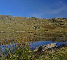 Indian Summer at Stickle Tarn by Kat Simmons