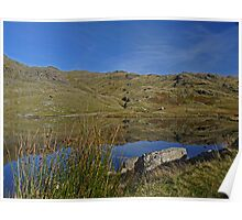 Indian Summer at Stickle Tarn Poster