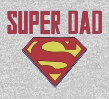 Super Dad T-Shirts & Hoodies by valenca