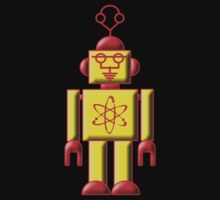 Atomic Robot by Samuel Sheats