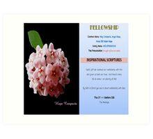 FELLOWSHIP Art Print