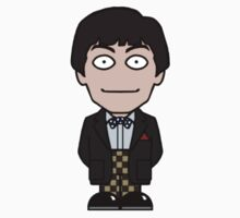 The Second Doctor (sticker) by redscharlach