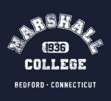 Marshall College 1936 (worn look) Kids Clothes