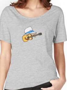 Fedora Crooner Women's Relaxed Fit T-Shirt