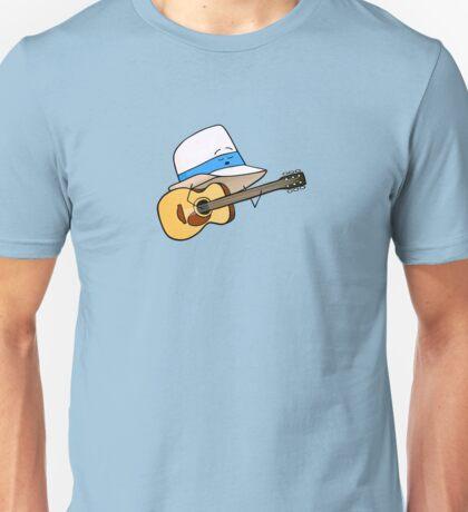 Fedora Crooner Unisex T-Shirt