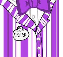 Dapper Dan - Purple by ChandlerLasch