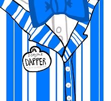 Dapper Dan - Blue by ChandlerLasch