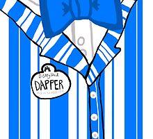 Dapper Dan - Blue by ChandlerLasch