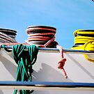 Colorcoded Ropes on a Boat? by Bob Wall