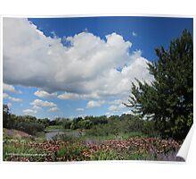 Prairie Gardens Poster