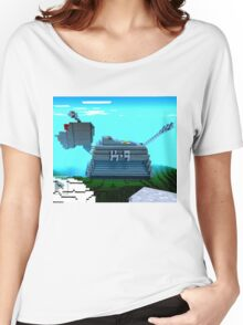 Minecraft K-9 Women's Relaxed Fit T-Shirt