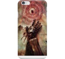 transmutation circle and philosophers stone iPhone Case/Skin