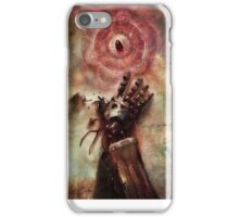 transmutation circle and philosophers stone iPhone Case/Skin