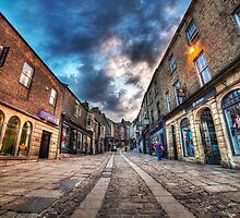 ELVET BRIDGE, DURHAM by Ian Taylor