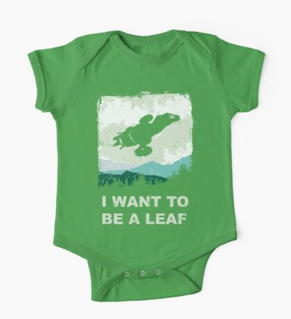 I Want To Be A Leaf (Serenity & The X-Files) One Piece - Short Sleeve