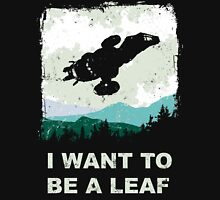 I Want To Be A Leaf (Serenity & The X-Files) T-Shirt