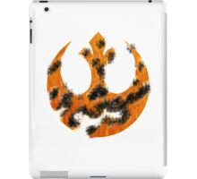 The Resistance wore off logo iPad Case/Skin