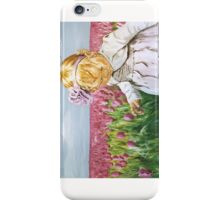 A Flower in Disguise iPhone Case/Skin