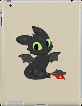 Little Dragon by pyxelexia