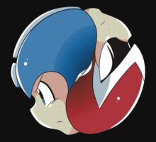 mega yin yang  by coinbox tees