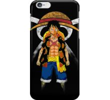 Straw Hat Captain iPhone Case/Skin