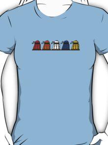 Paradigm Daleks  T-Shirt