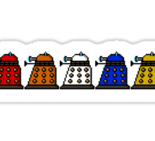 Paradigm Daleks  Sticker
