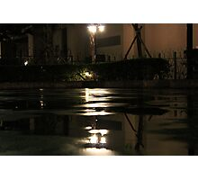 Court Reflections Photographic Print