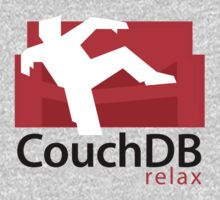 CouchDB by krop ★ $1.49 stickers