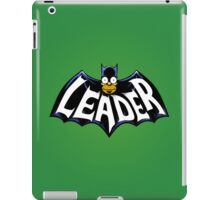 I Love the Leader! iPad Case/Skin