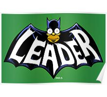 I Love the Leader! Poster