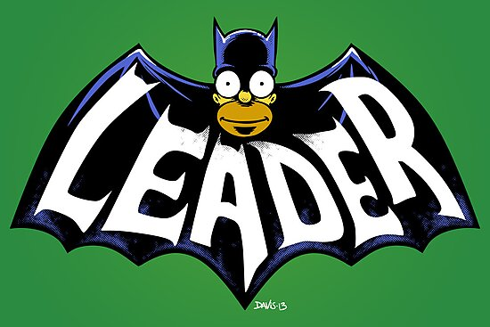 I Love the Leader! by Nathan Davis