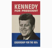 JFK: Leadership for the 60s by hvalentine