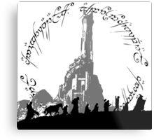 The Fellowship of the Ring Metal Print